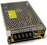 PIANETA de LED LED Fuente de alimentación/transformador, 150W, 6,25A, estabilizada, 220V, 24V CC, adecuado para interior de aplicación y LED Strip