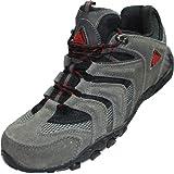 C. Swain Herren Trekking Schuhe Crespo Top Passform und Verarbeitung