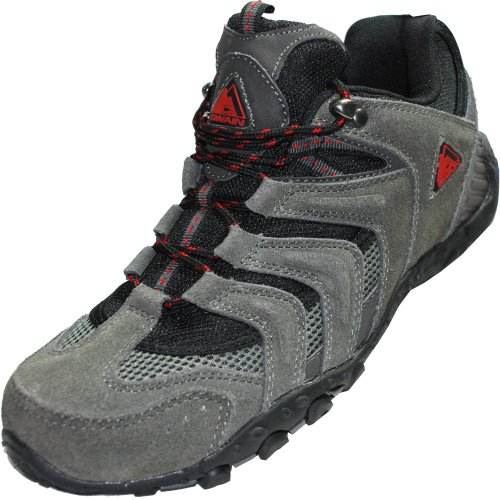 C. Swain Herren Trekking Schuhe Crespo Top Passform und Verarbeitung, Colour: Grey, Size: 41