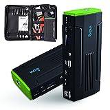 Indigi® KFZ Jump Starter Power Bank Akku Booster Handy Tablet Laptop Power Source