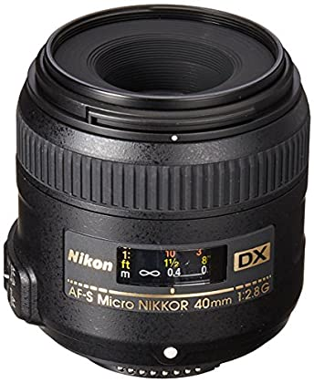 Nikon 40mm / F 2,8 G AF-S