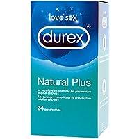 Durex Natural Plus 24 uds. preisvergleich bei billige-tabletten.eu