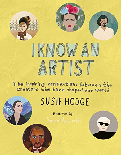 I Know an Artist par  Susie Hodge
