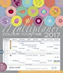 Multiplaner - Colour your time 2017:...