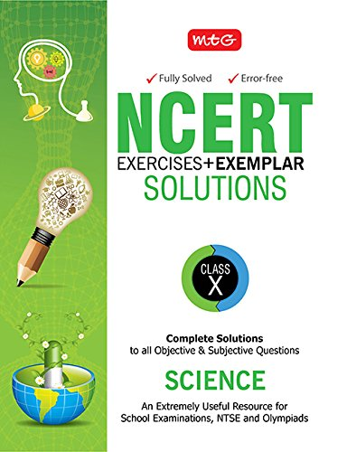 NCERT Exercises  + Exemplar Solutions Science - Class 10