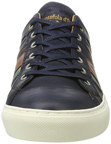 Pantofola dOro Monza Low, Scarpa Stringata Uomo Blu (Dress Blues 028)