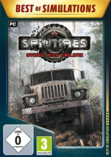Spintires: Offroad Truck Simulator (Best of Simulations) [Edizione: Germania]