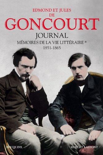 Journal : Mémoires de la vie littéraire Tome 2, 1866-1886