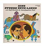 EINE STUNDE GUTE LAUNE / mit Rolf Herricht & Hans Joachim Preil / 1972 / Bildhülle / LITERA # 8 60 145