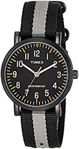 Timex OMG Analog Black Dial Unisex Watch - TWEG15412