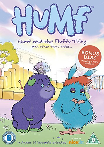 Vol. 3: Humf and the Fluffy Thing