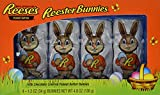 Reeses Reester Bunnies Box von 4 - 136g Osterhase Schokolade Erdnussbutter