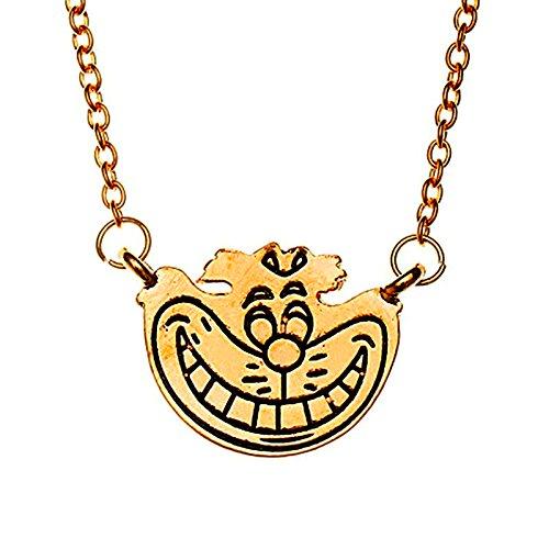 (Disney Halskette Alice im Wunderland, Grinse-Katze)