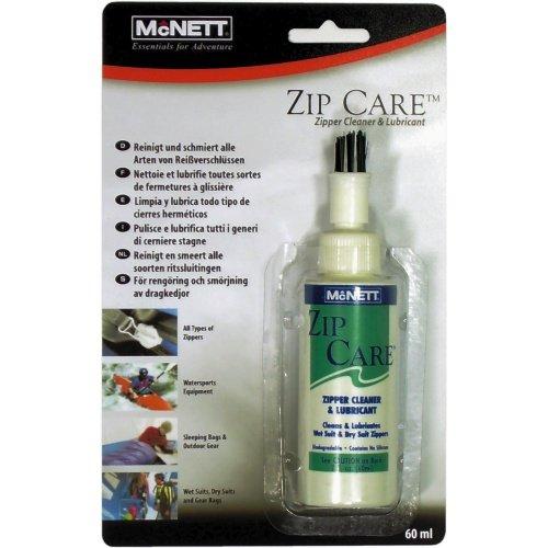 McNett Zip Care Reinigt und schmiert alle Arten von Reißverschlüssen [Misc.]