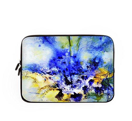 Custodia per portatile, di facile manutenzione, ideale come regalo, Pattern3, 25,4 cm