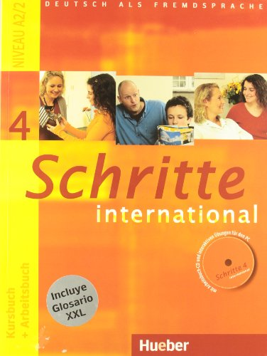 SCHRITTE INTERNATIONAL 4 KB+AB+CD+XXL por Silke Hilpert