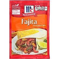 McCormick USA Mix Fajitas Seasoning Powder - 31 gm (2121)
