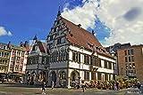 druck-shop24 Wunschmotiv: Rathaus Paderborn #85727320 -