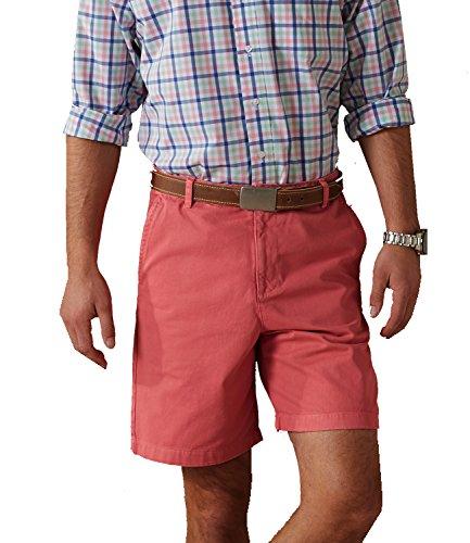 Coastal cotone pantaloncini da uomo isola Coral 34 (Marsh Isola)