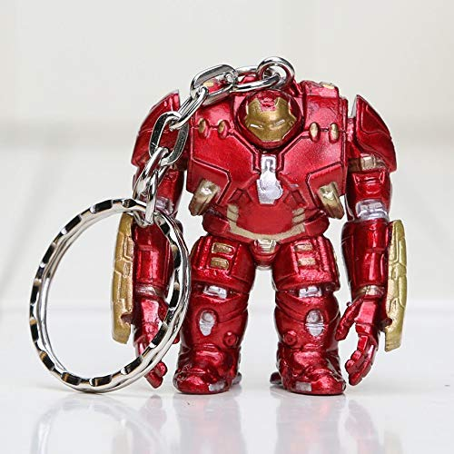 Ironman Hulkbuster Action Figure Iron Man Hulkbuster Doll figure Keychain