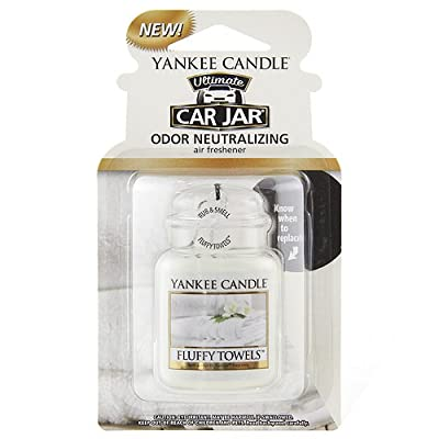 Yankee candle 1220928 Ultimate Fluffy Odor Neutralizing Towels Car Jar from Yankee candle
