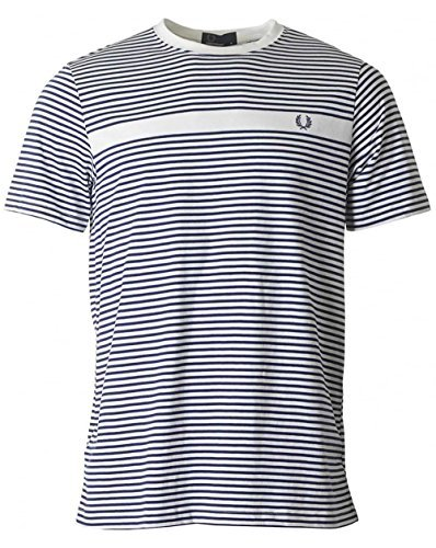 Fred Perry Fine Stripe Tee