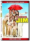 According To Jim: Complete Fourth Season (4pc) [DVD] [Region 1] [NTSC] [US Import]