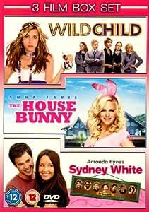 Wild Child/The House Bunny/Sydney White [DVD]
