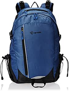 The Vertical Router Blue Casual Backpack (VR/ROU08RK/PRO2015)