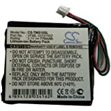 Amsahr CS-VX1100XL Batterie de Rechange pour Tomtom - Start, Start2, 1EX00, Facile, 4EX0.001.11 (Produit Import)