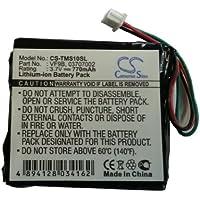 Amsahr CS-VX1100XL Batterie de Rechange pour Tomtom - Start, Start2, 1EX00, Facile, 4EX0.001.11 (Produit Import)