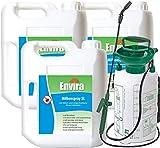 ENVIRA Gift gegen Milben 3x5Ltr+5Ltr Sprüher