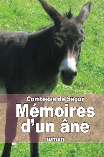 Mémoires d'un âne par Comtesse de Ségur