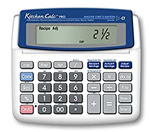 KitchenCalc pro-calculatrice avec recette conversion