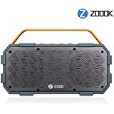(Renewed) Zoook Rocker Torpedo (50W) Bluetooth Speaker - Grey