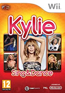 Kylie Sing and Dance (Nintendo Wii)