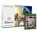 Pack Xbox One S 500 Go Assassin's Creed Origins + GTA V