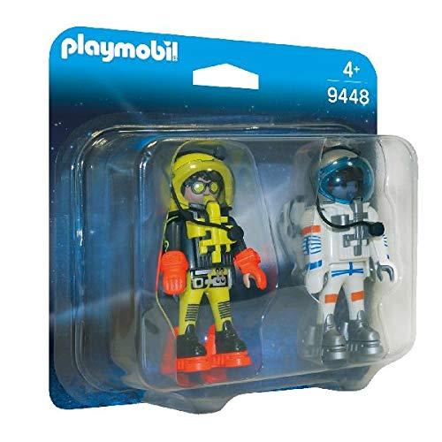 PLAYMOBIL- Astronautas Juguete, Multicolor (geobra Brandstätter ...