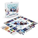 Monopoly die Eiskönigin 2, Brettspiel für Kinder ab 8 Jahren