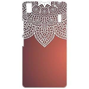 a AND b Designer Printed Mobile Back Cover / Back Case For Lenovo K3 Note / Lenovo A7000 (LEN_K3_Note_3D_2020)