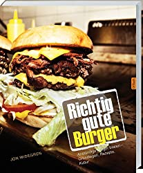 Richtig gute Burger - Burger mit Gurken Raita