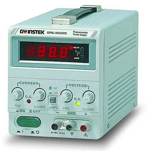 GW Instek GPS-3030DD Lineares Netzgerät, 1 Ausgang, DC, 90 W Instek Gps
