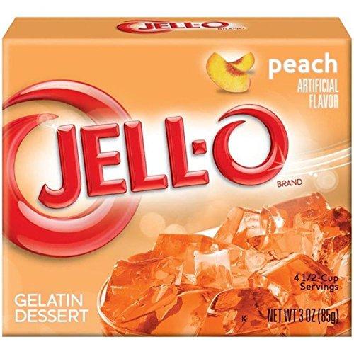 jell-o-peach