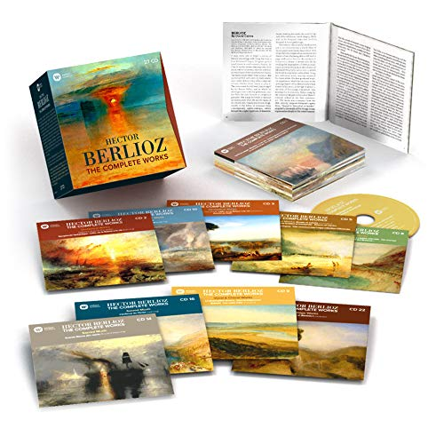 BERLIOZ: COMPLETE WORKS / VARIOUS - BERLIOZ: COMPLETE WORKS / VARIOUS (27 CD)