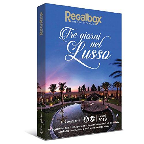 Regalbox il miglior prezzo di Amazon in SaveMoney.es