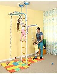 Kids-Juego de Parque infantil para suelo y techo/Familia Interior Entrenamiento en el