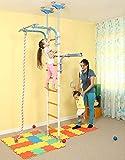 Kids-Juego de Parque infantil para suelo y techo/Familia Interior Entrenamiento en el gimnasio...