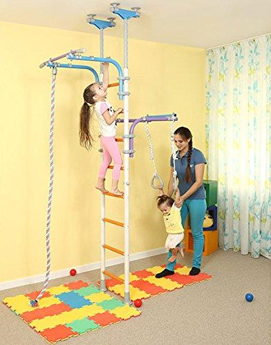 Kids-Juego Parque infantil suelo techo/Familia Interior