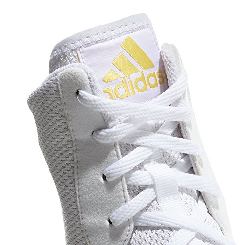 adidas Box Hog Plus Boxing Scarpe - SS18 White