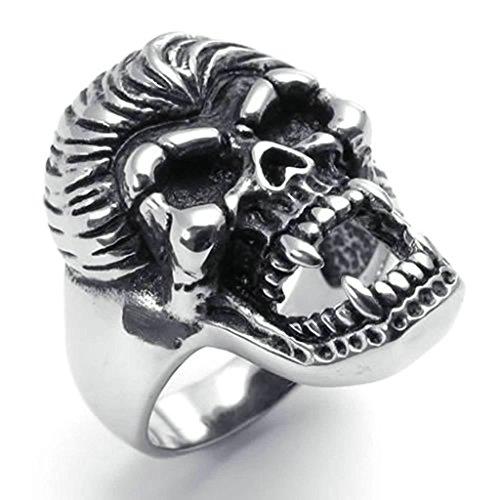 amdxd-bijoux-acier-inoxydable-bague-de-mariage-pour-hommes-noir-argent-crane-forme-32mmtaille-69